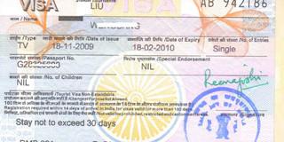 印度签证办理攻略(印度签证在线申请办理全攻略)/去印度要什么证?