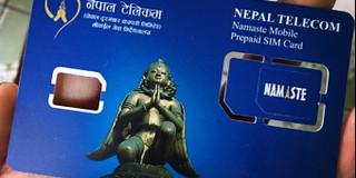 尼泊尔通讯攻略